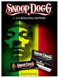 Snoop Dogg 1 1/4 Rolling Papers